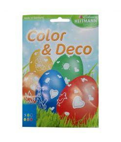 Munavärvid  Color & Deco 60353 ( Lihavõtte )