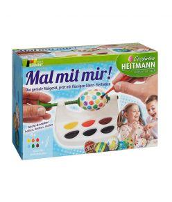 Munavärvid  värvimismasin 6x5ml ( Lihavõtted )