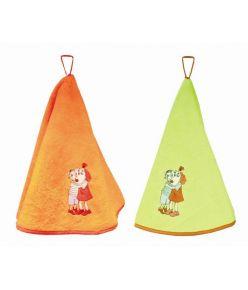 Froteerätik ümar Lotte oranz, heleroheline assortii