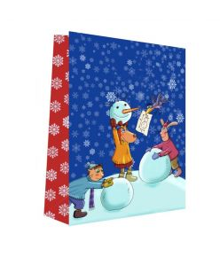 Kinkekott jõulud 32x40x12 assortii