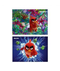Joonistusplokk Angry Birds A4, 40 lehte 120g