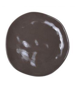 Keraamiline praetaldrik ORGANIC 26cm pruun