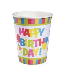 Pp.tops 0,2 Happy Birthd. 10tk Mix It