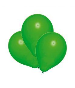 Pp.õhupall 100tk roheline