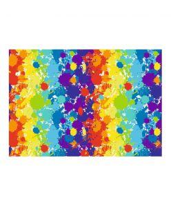 Pakkepaber 2m x 70 cm Rainbow