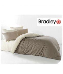 Tekikott 150x210 Bradley pruun / beež