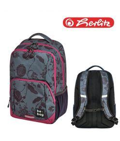 Koolikott Herlitz Be.Bag 27L Be Freestyle  Flowers