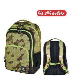 Koolikott Herlitz Be.Bag 30L Be Ready Camo