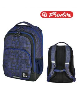 Koolikott be.bag 30L Be Ready Dots