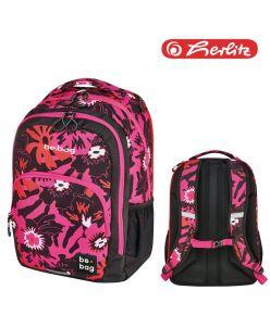 Koolikott-seljakott Herlitz Be.Bag Be Ready roosa 30L