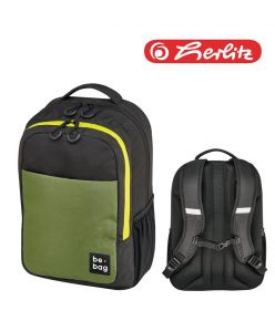 Koolikott Herlitz Be.Bag 18L Be Clever oliiv