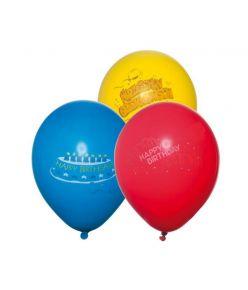 Õhupall 6tk Õnnesoov ü.100cm