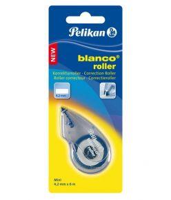 Korrektuurlint Pelikan Mini Roller - 4,2 mm x 6 m (bl)