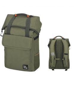Herlitz koolikott-seljakott be.bag be.flexible, 25-30 l / Olive