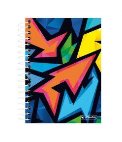 Spir.pl.a6/200 ruut Neon Art