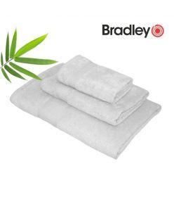 Bradley bambusrätik, 50 x 70 cm, helehall