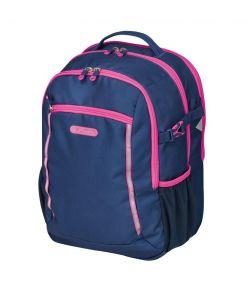 Herlitz koolikott-seljakott ULTIMATE / Navy Pink