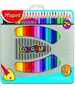 Värvipliiats Maped Color' Peps 24 värvi