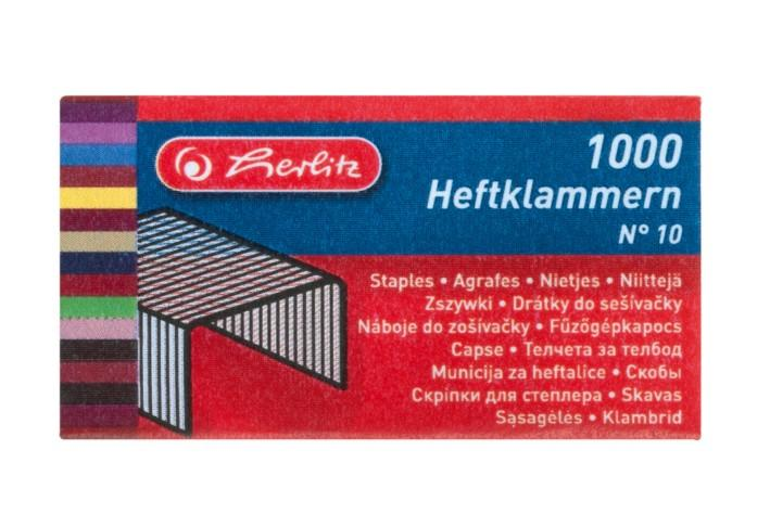 Klamber nr 10/1000 tk.