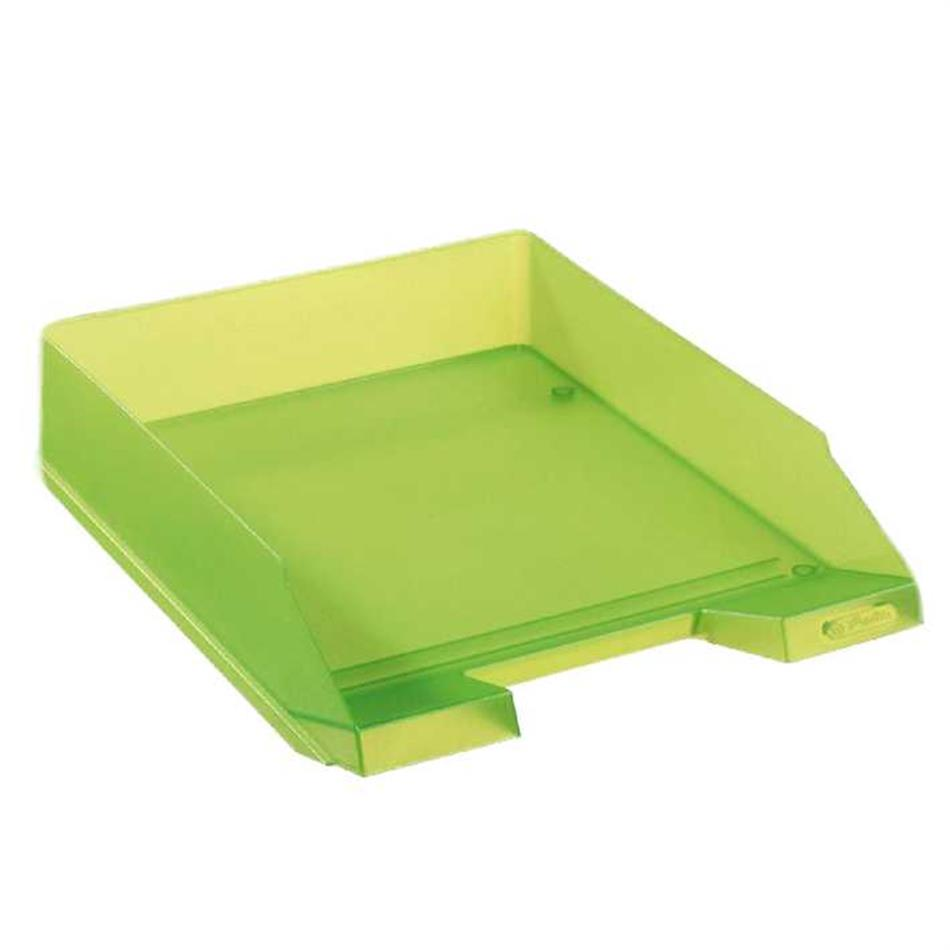Paberisahtel hor. classic läbip.roheline