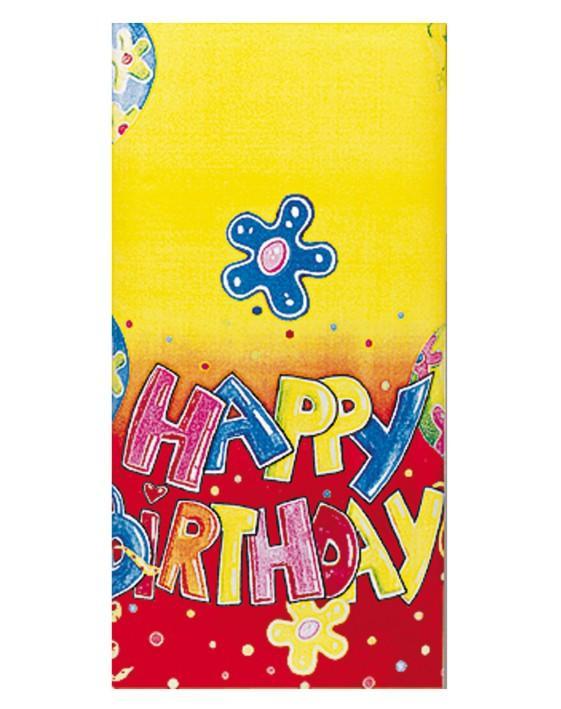 Laudlina 120x180 Happy Birthday