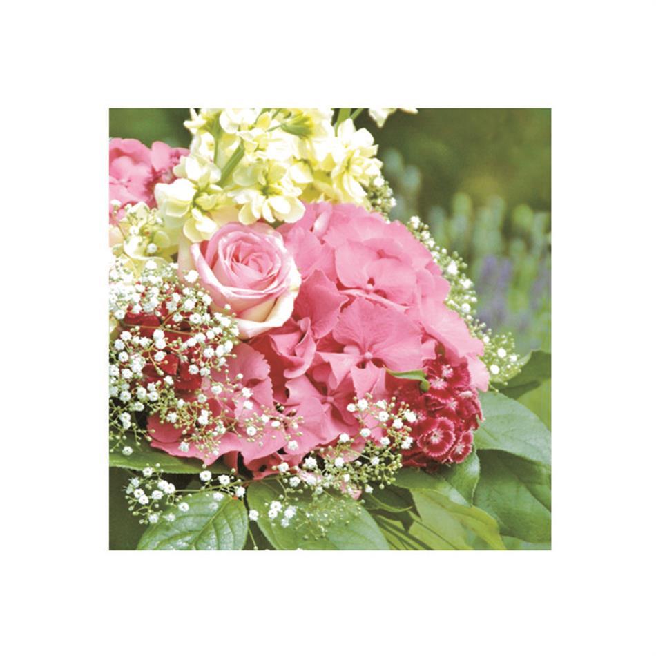 Salvrätik 33x33/20 Magic roses