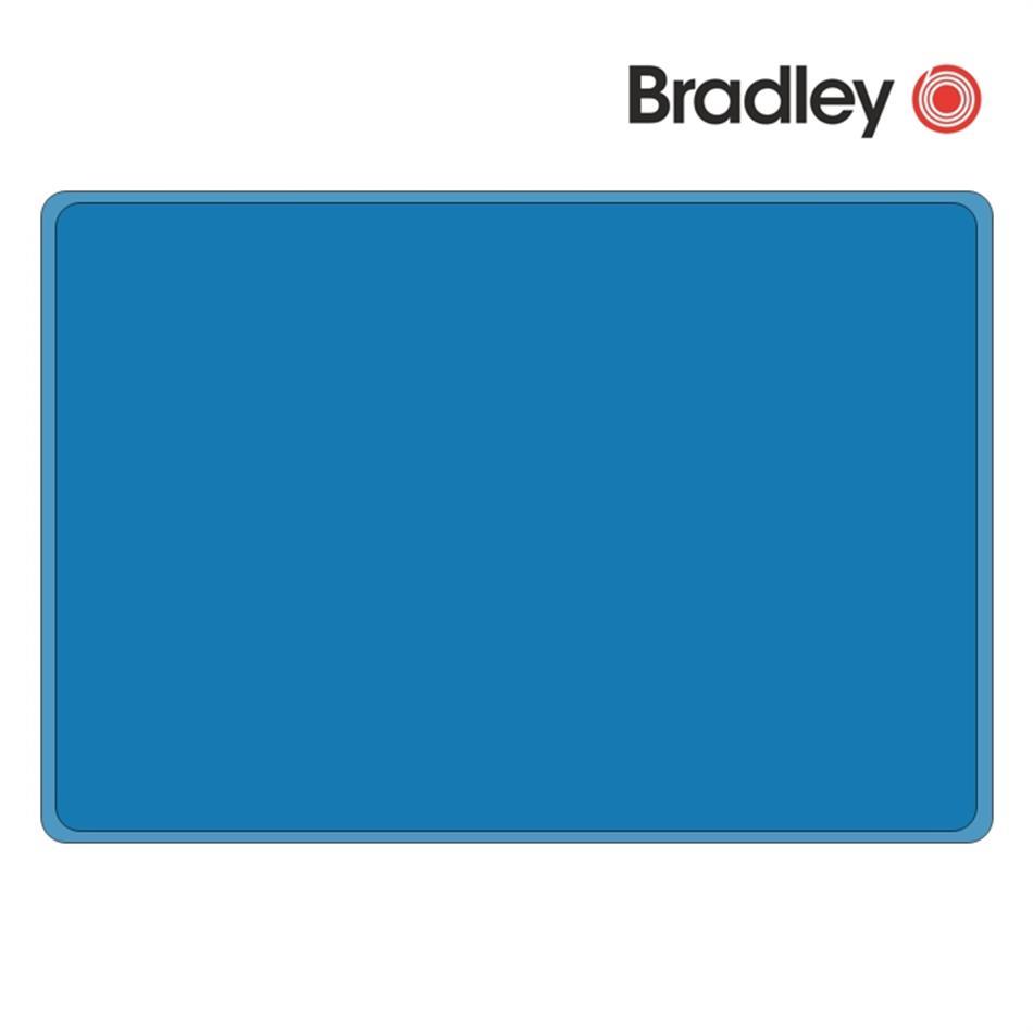 Lauakate A3 sinine läbipaistev