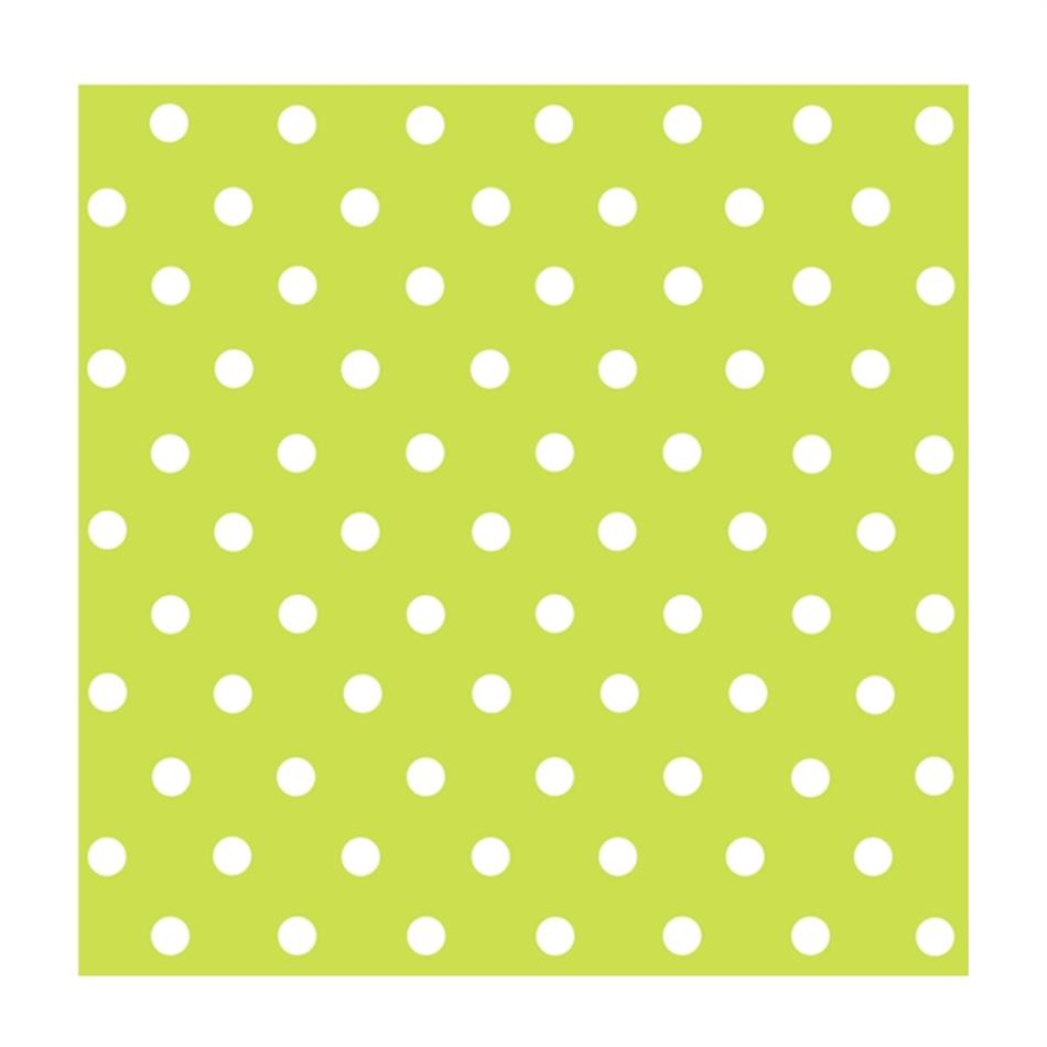 Salvrätik 33x33/20 Fifties green