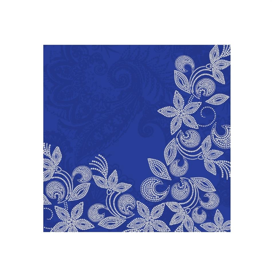 Salvrätik 33x33/20 Grace sinine