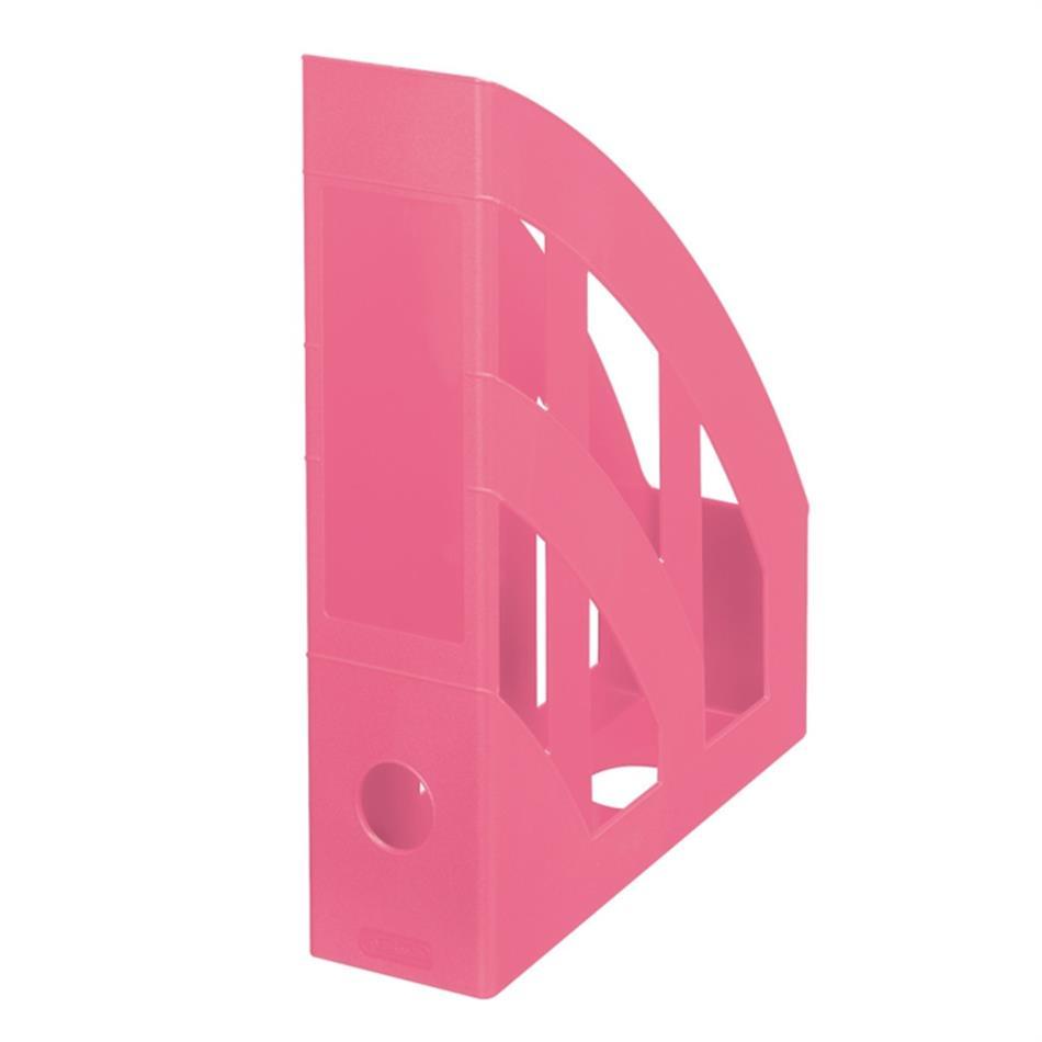 Paberisahtel vertikaalne Color Block indon.roosa