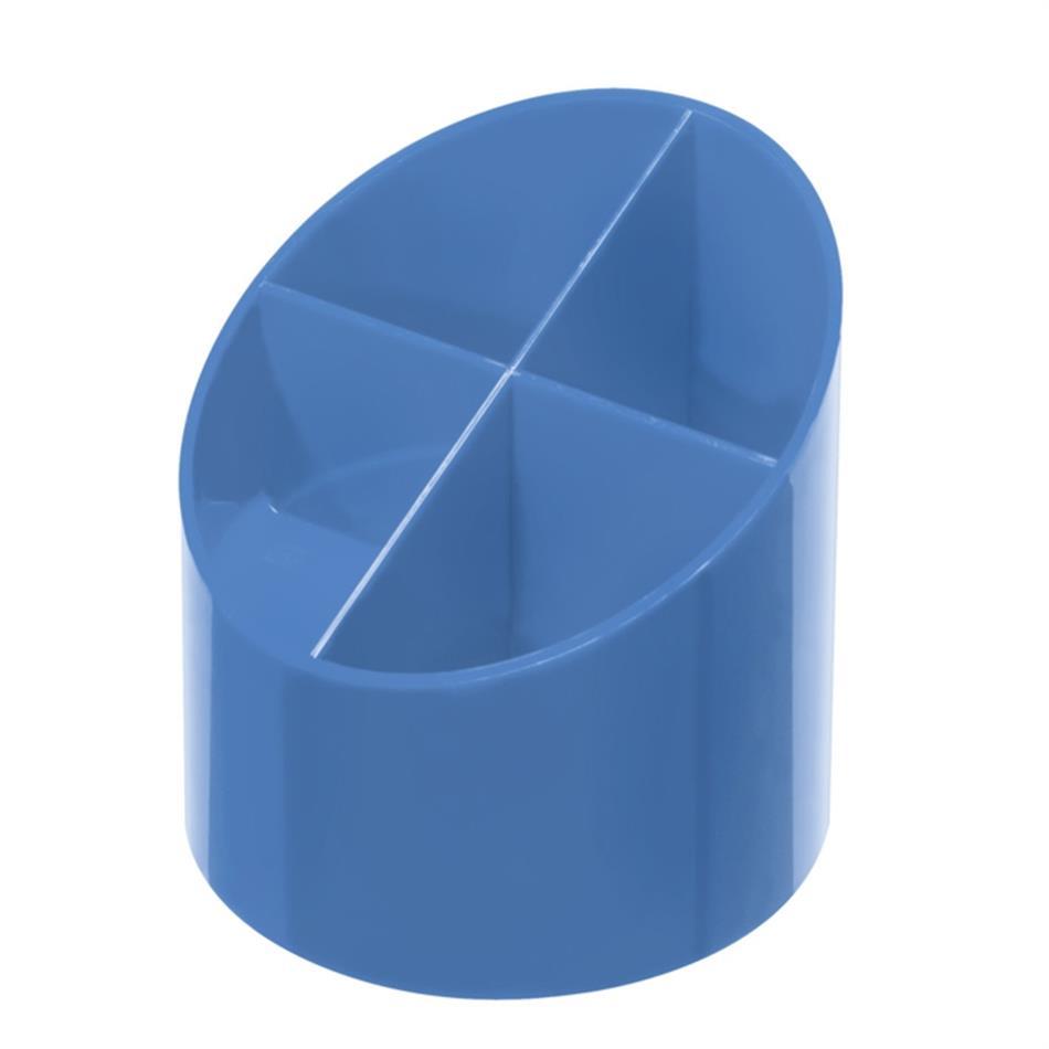 Pliiatsitops Color Block baltisinine