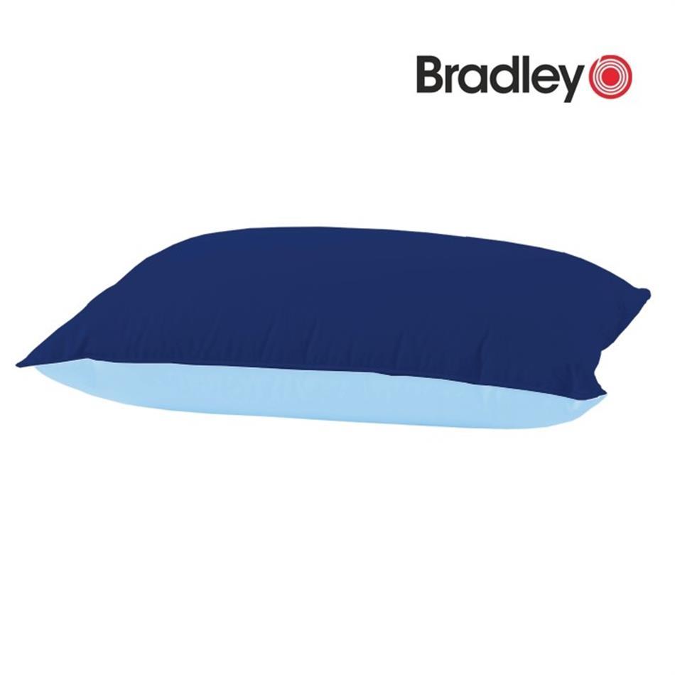 Padjapüür 50x70 Bradley tumesinine / helesinine