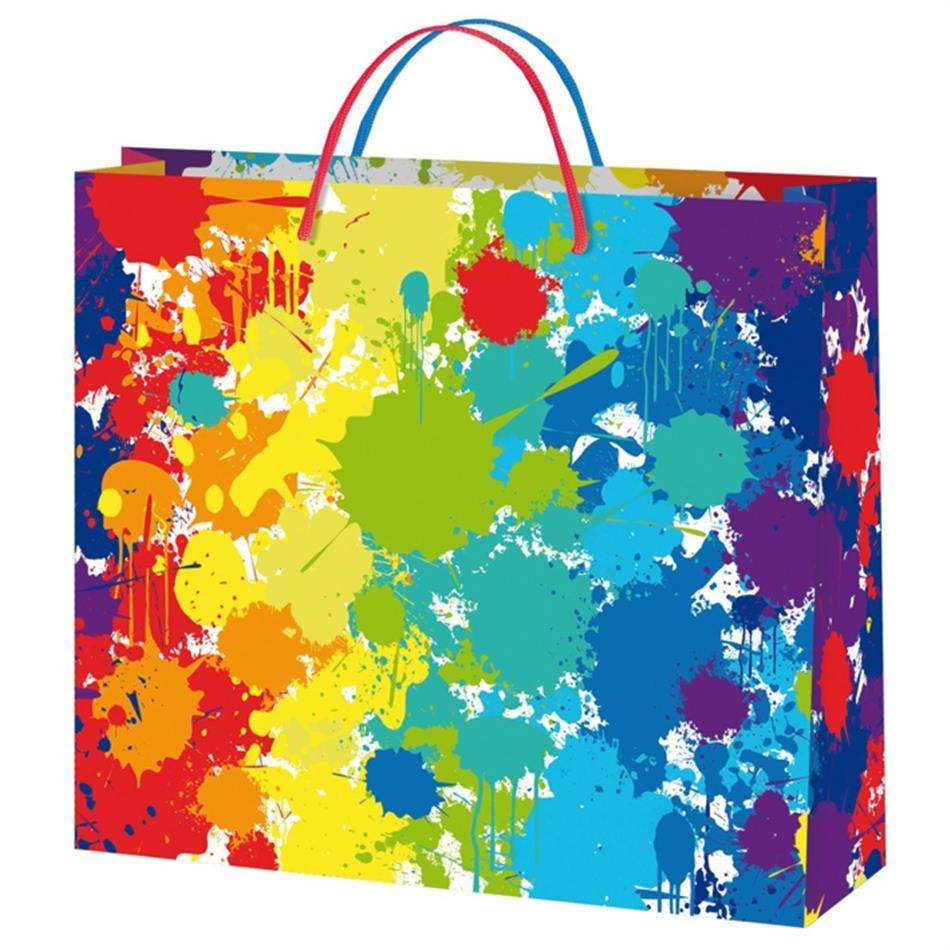Kinkekott Herlitz Rainbow -  36 x 31 x 10 cm