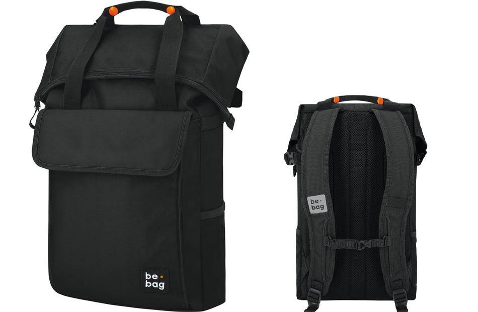 Koolikott-seljakott Herlitz Be.Bag Be Flexible - 25-30 l, must