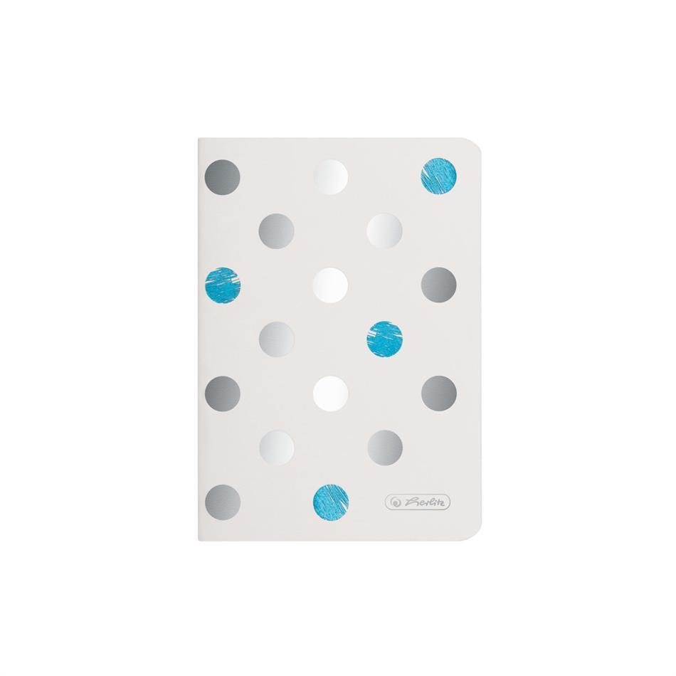 Märkmik Herlitz Frozen Glam - A6/16, jooneline