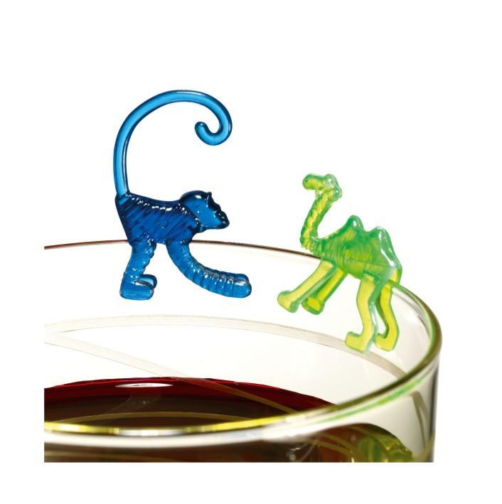 Pp.joogiklaasimärkija Loomad 10tk